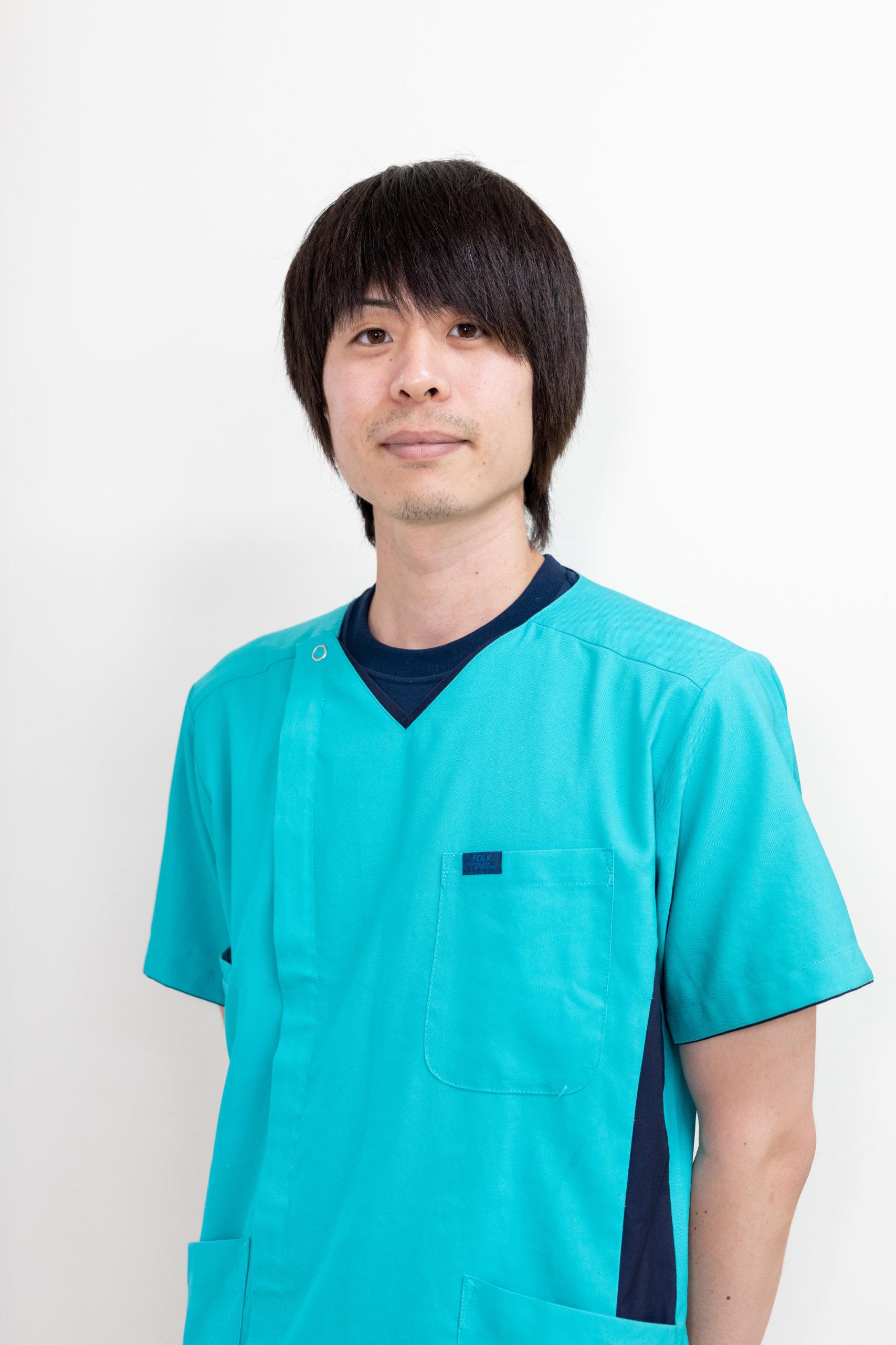 【獣医師】伊藤嵩人